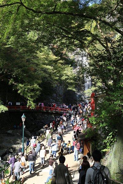 箕面大滝3