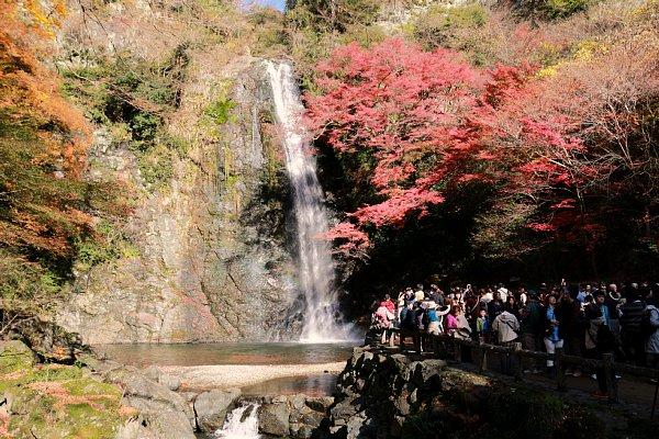 箕面大滝9