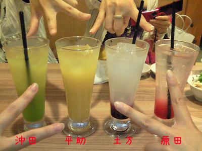 沖田平助土方原田