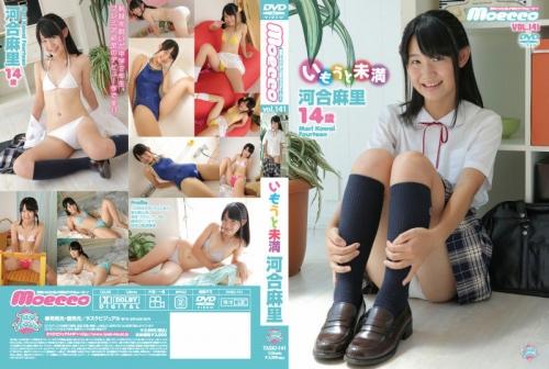【画像あり】ジュニアアイドル河合麻里ちゃん(14)が水着姿を披露。これはノーチェンジ!