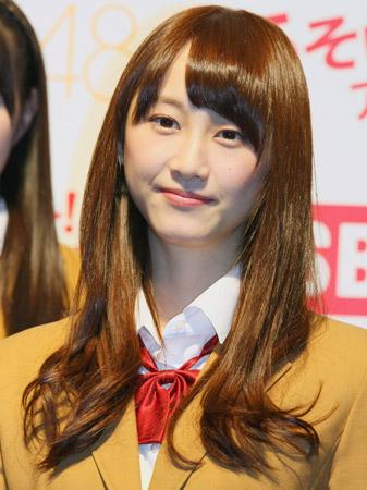 【SKE48】松井玲奈、人生初の茶髪披露 「浮いてないかな」