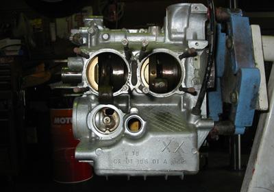 きれいになったエンジン3