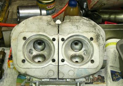 きれいになったエンジン9