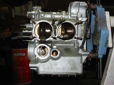 GSのエンジンブロック