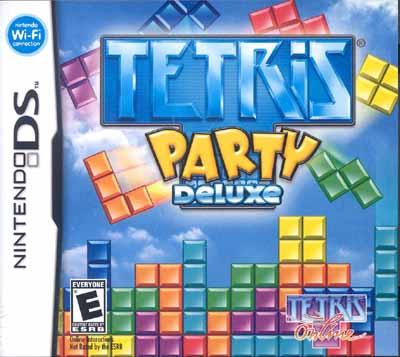 DS Tetris