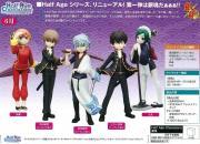 Half Age Characters 銀魂 (BOX)の商品説明画像