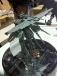 RG エールストライクガンダムの試作品の展示04
