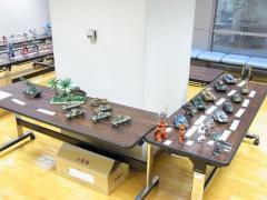 展示会2011戦車
