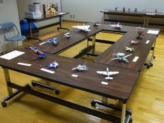 展示会2011飛行機