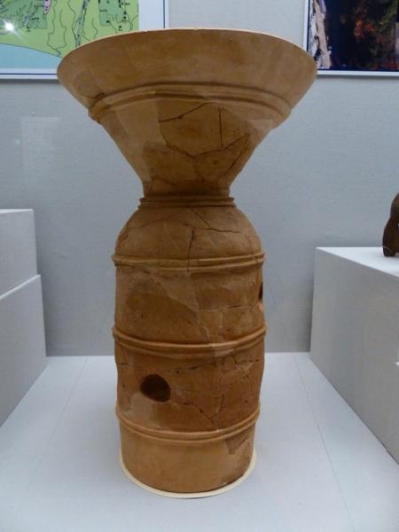 140120朝顔型埴輪