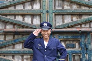 制服を着て(2)