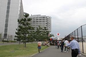 綾瀬駅側からのヒルズ(2)