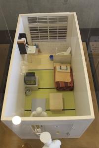単独室模型(2)