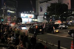 ハロウィンの渋谷(4)