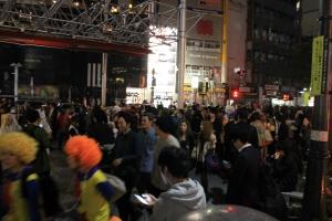 ハロウィンの渋谷(7)