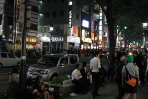 ハロウィンの渋谷(8)