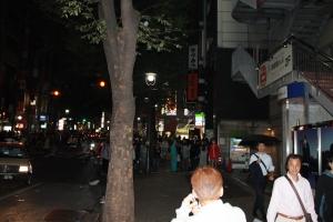 ハロウィンの渋谷(10)
