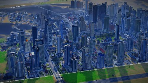 昼の第一都市