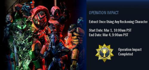 OPERATION IMPACT
