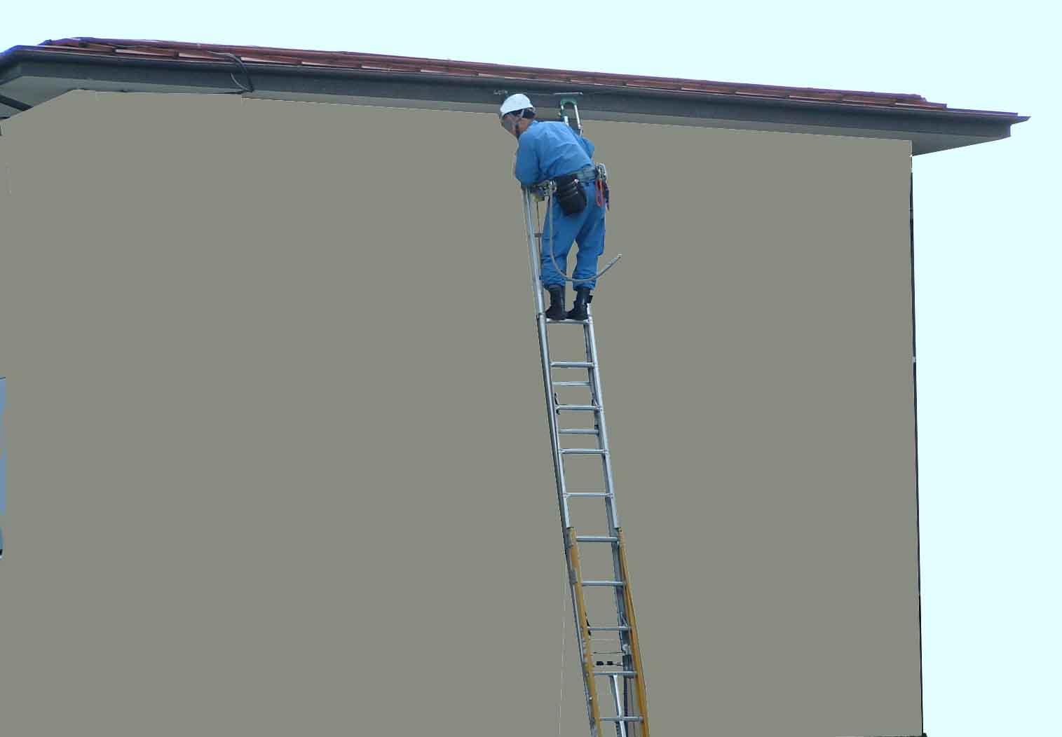 工事人建物側