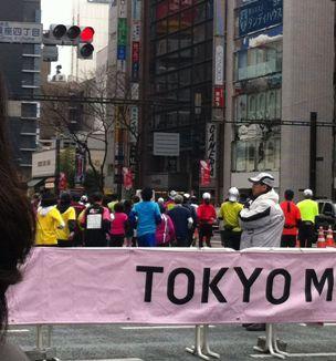 東京マラソン2012-2