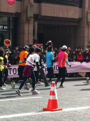 東京マラソン2012-1