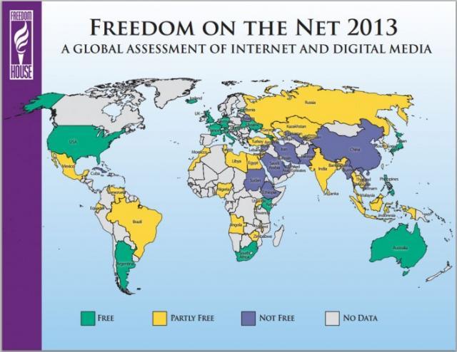 2012インターネット自由度1