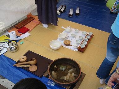 韓国茶道3