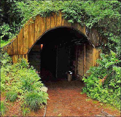 済州洞窟陣地1
