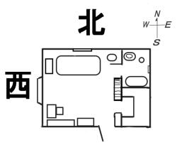 部屋図・3