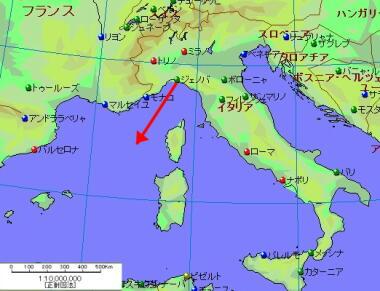 地中海・1