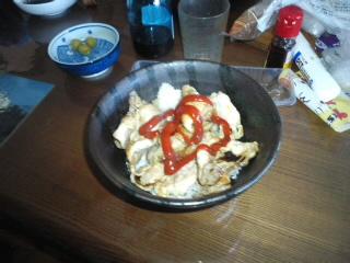 昼飯 2011 3/17