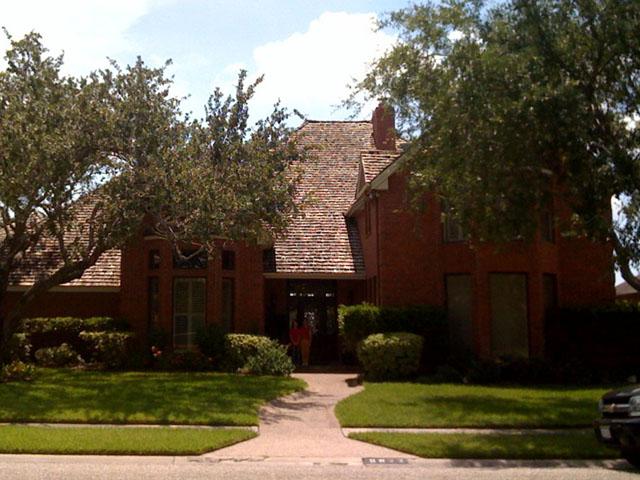 Vickys house