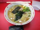 GSX1300R 昼餉 麺