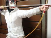 [弓道] 練習