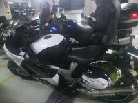 [二輪] GSX1300R タイヤ交換