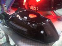 [二輪] GSX1300R 塗装