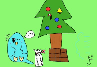 娘絵クリスマス1