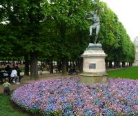 フランス花壇