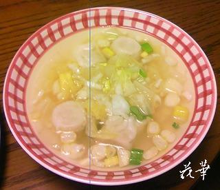 シューマイ・スープ