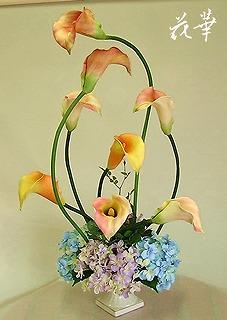 造花のレンタル・フラワーアレンジメント