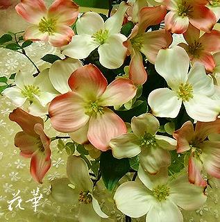5月分お届けのレンタル・フラワーアレンジメント(アートフラワー・上質造花)