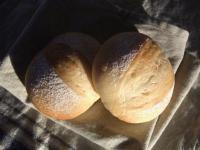 結果 丸パン。。