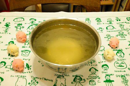 とりがらスープ
