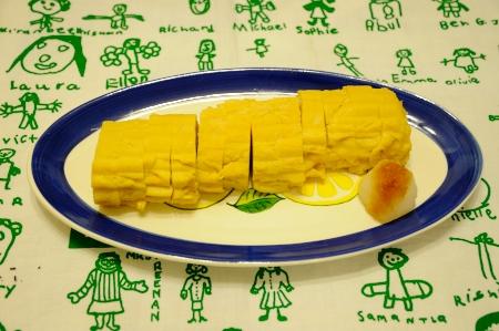 たし巻き卵