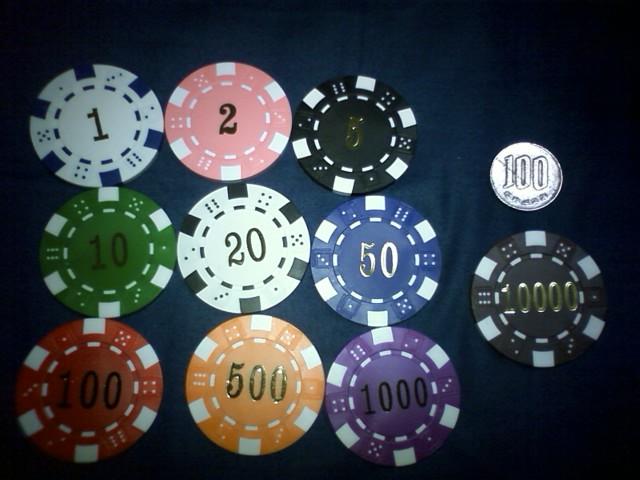 ポーカーチップ03