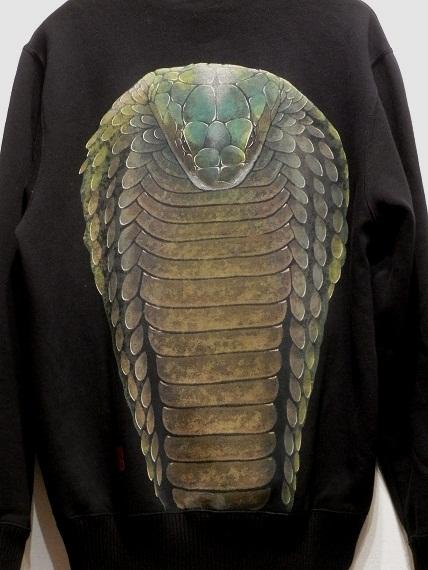 コブラ ジップジャケット