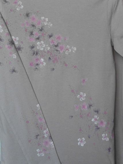 桜Tシャツ