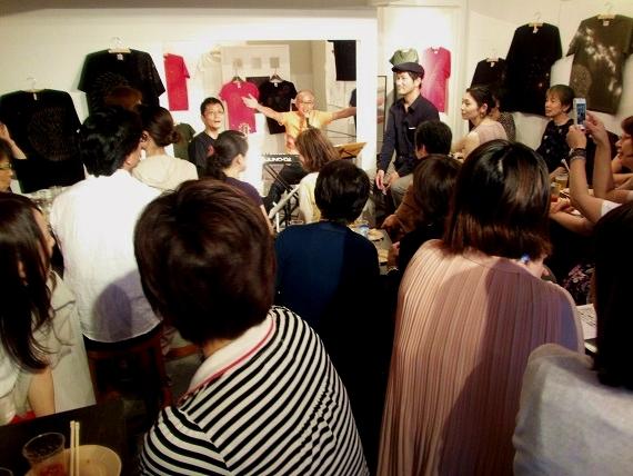 Tei Kobashi HANABI T-Shirt Collection Live