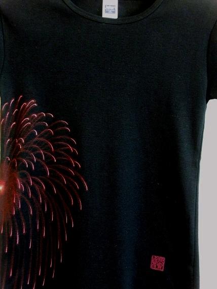 手描き 花火Tシャツ 2013 (40)